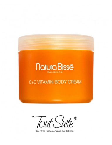 Compartir 0 C+C Vitamin Body Cream 500ml