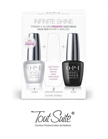 OPI nails  pack infinite shine