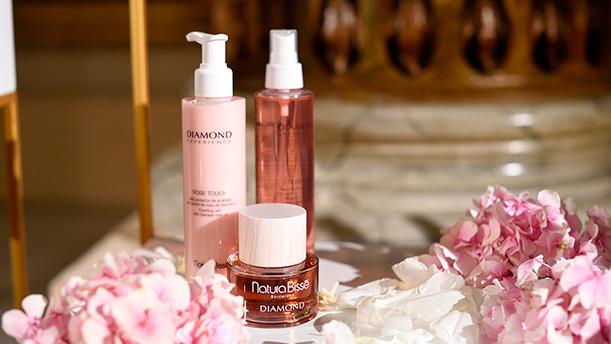 diamond rose ritual aceite rosa masaje tout suite
